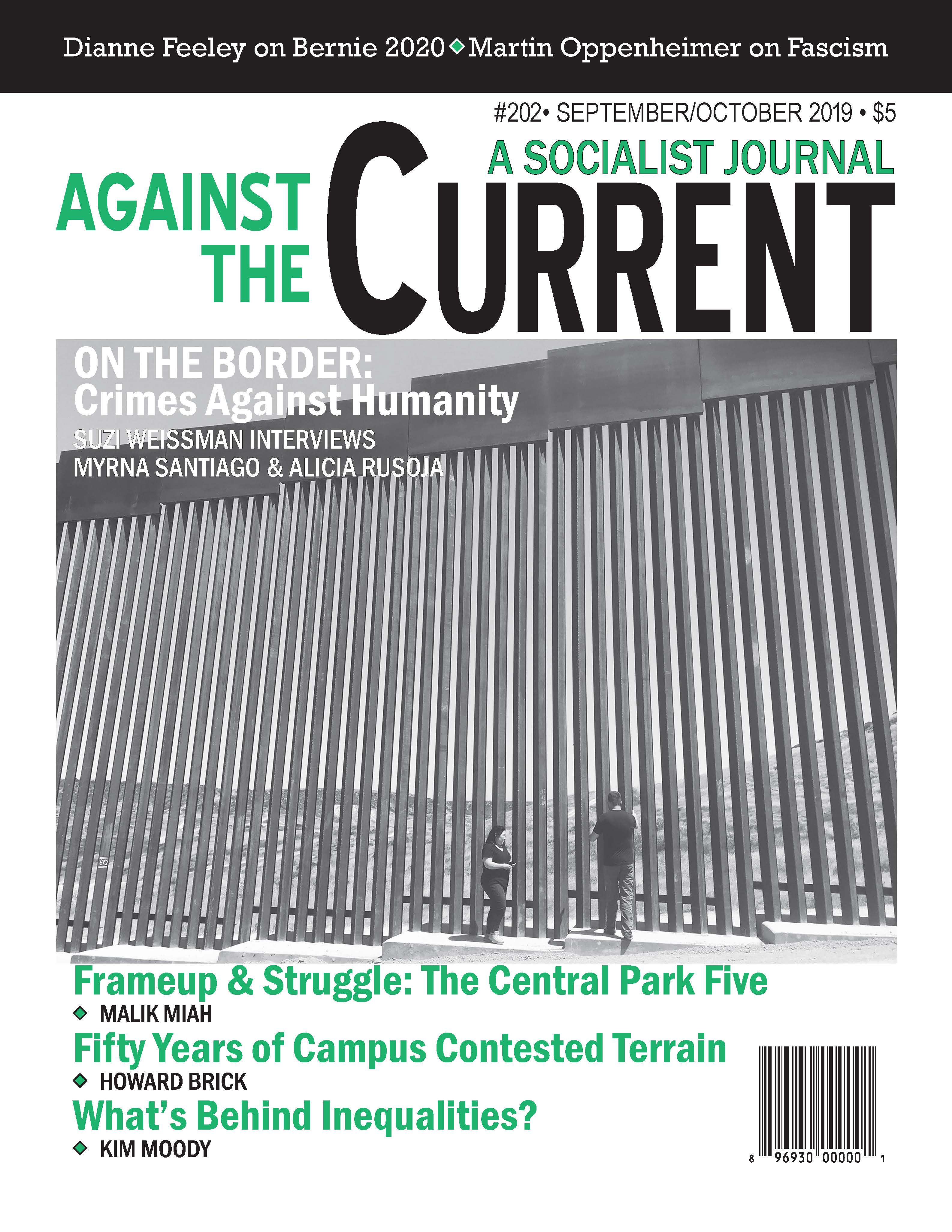 Against the Current Articles