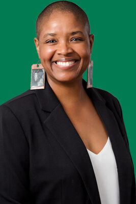 Angela Walker, Green Party 2020 vice-presidential candidate
