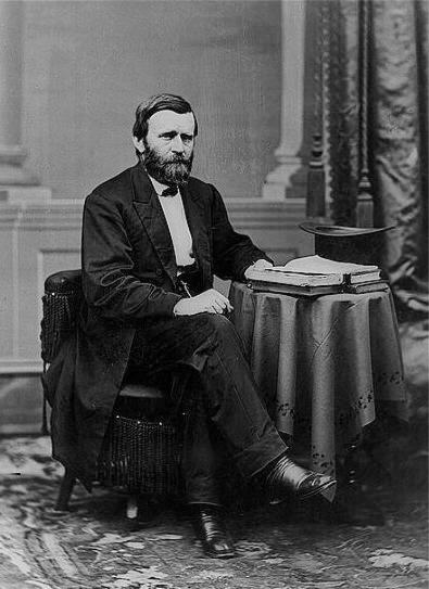 President Ulysses S. Grant. The elections of 1864, 1866 and 1868 are often credited with Radical Reconstruction. But how were the Civil War, the elections, and Radical Reconstruction really related? (Photo: Matthew Brady)