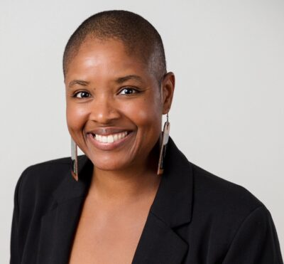 Angela Walker, 2020 Green Party candidate for vice-president.
