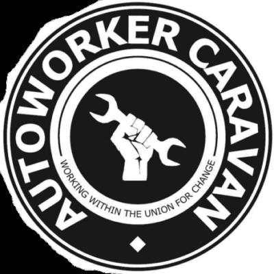Autoworker Caravan logo