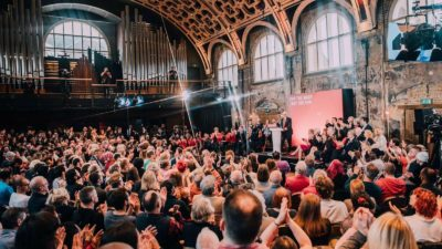 Labour Party campaign launch, October 31, 2019