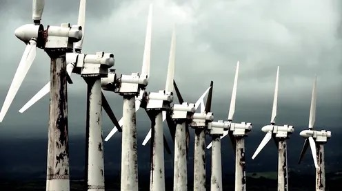 Renewable energy can save the planet for humans and our fellow species.