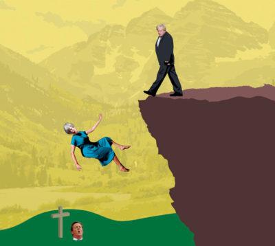 Tories fall