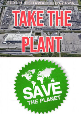 Take the plant, save the planet