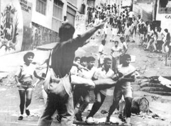 Venezuela's 1989 Caracazo uprising