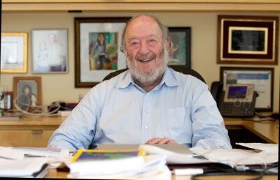 Dr. Irv Weissman, director of Stanford University's Institute of Stem Cell Biology and Regenerative Medicine.